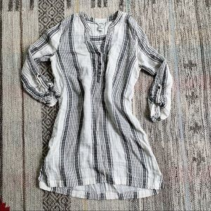Forever 21 Striped Tunic Dress